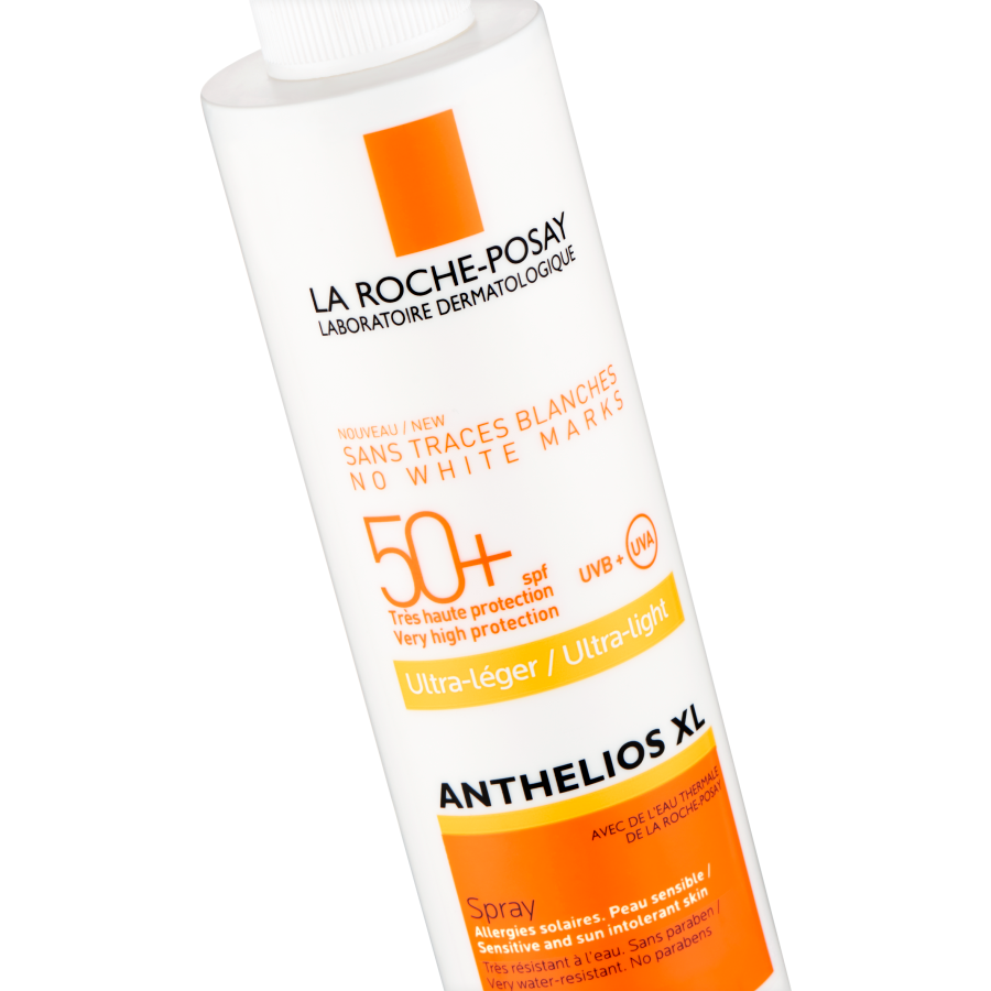 Anthelios Body Spray Oil SPF 50+
