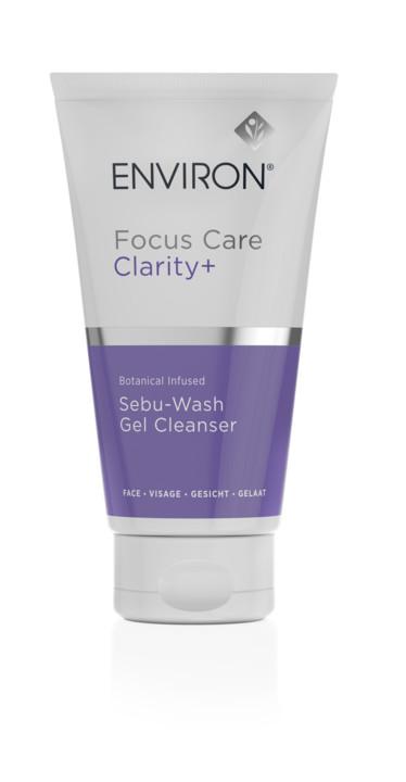 Focuse Care Clarity+ Botanical Infused Sebu-Wash Gel Cleanser 150ml