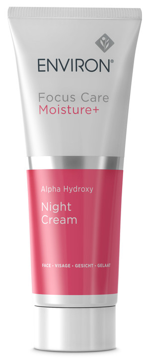 Focus Care Moisture+ Alpha Hydroxy Night Cream 50ml