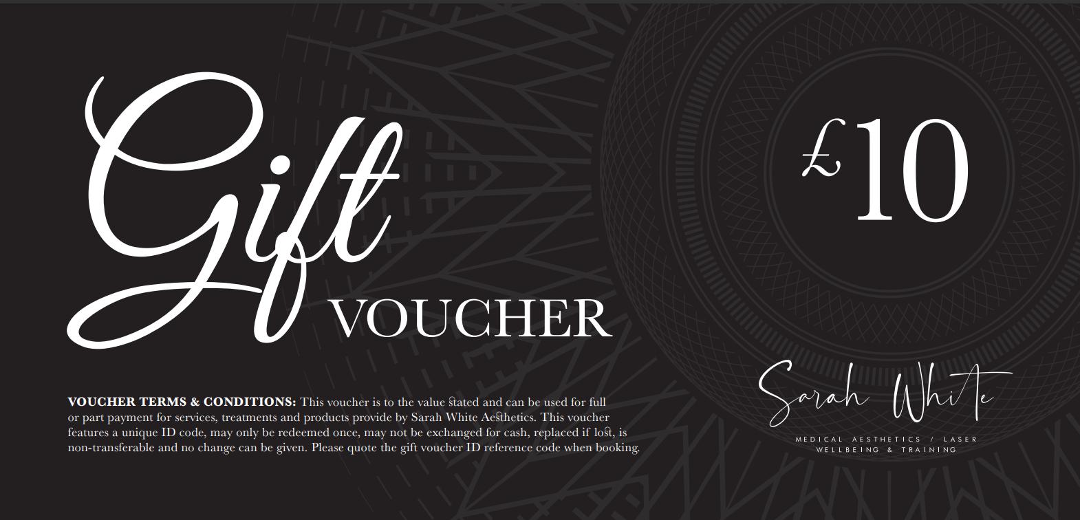 Gift Voucher - £10